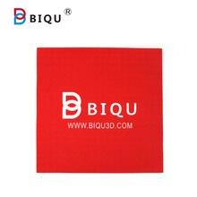 BIQU Impresora 3D Heatbed Pegatina Con 3 M Cinta 200mm * 200mm Rojo Impresoras 3D Heatbed Etiqueta de Construir placa Cinta 3D0323(China (Mainland))