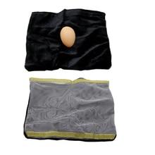 1pcs Commedia Malini Egg Bag Classic close up magic tricks illusione magia puntelli mentalismo trucos de bambini magia giocattolo