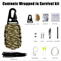 Outdoor seven-core umbrella rope woven olecranon kits multifunctional field survival Survival Kit package