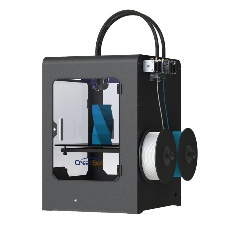 300 * 250 * 300mm Creatbot DX03 3D printer s trostrukim ekstruderom / - Uredska elektronika - Foto 3