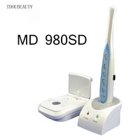 TDOUBEAUTY Intra Oral Camera MD 980SD New 2.0 Mega Pixels Wireless CMOS Intraoral Camera with Mini SD Card Free Shipping