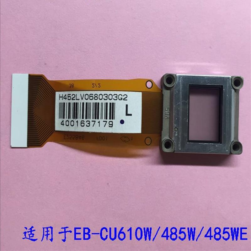 Original LCD Panel H452/H471/H474/H454/59A For Epson EB-C740W/C745WN/1940W/1945W/CU610W/485W/485WE