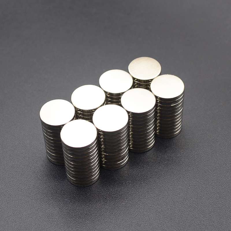Round Magnet Ndfeb 10x2 Powerful Permanent Small Mini Super-Strong 10x1 N35 10pcs 8x3
