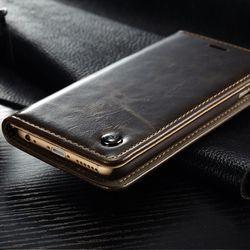 Original Brand Leather Case sFor Fundas Apple iphone SE 5 5G 5S Case iphone 6 6S case 6 6s Plus coque Wallet Flip Phone Cover 6