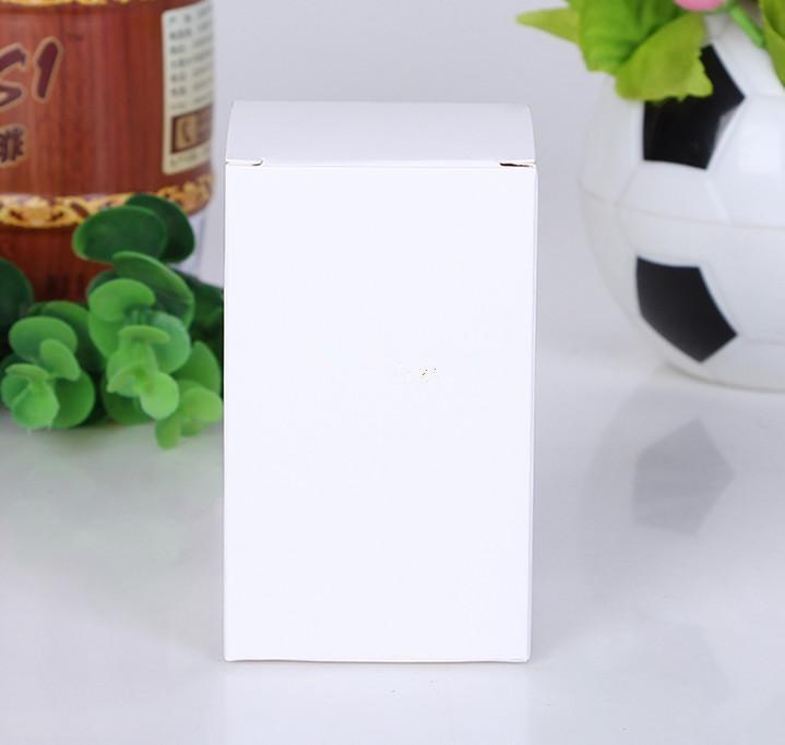 6 размеров 8*8*8 см Куба Пустой белая упаковка Подарочная небольшие картонные коробки, квадратный крафт-бумаги, картона бумага упаковочная ко... ...