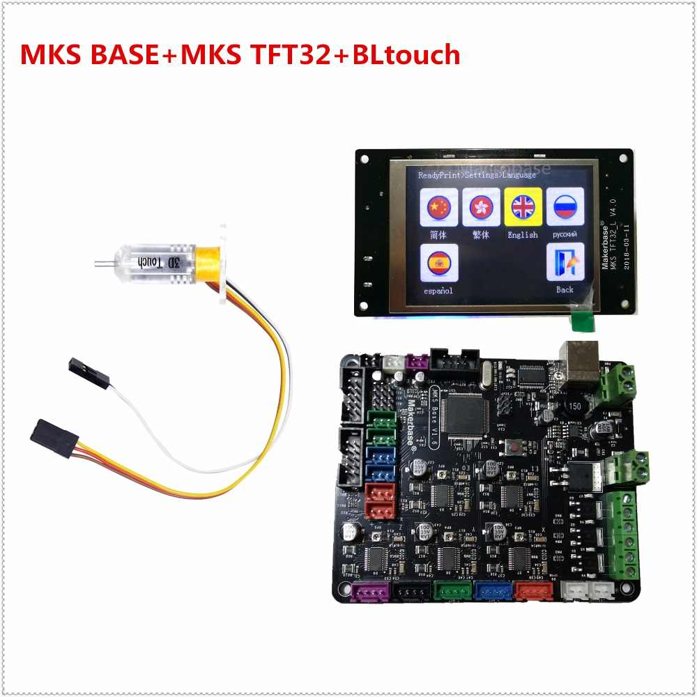 Detail Feedback Questions about makerbase MKS BASE v1 6 +