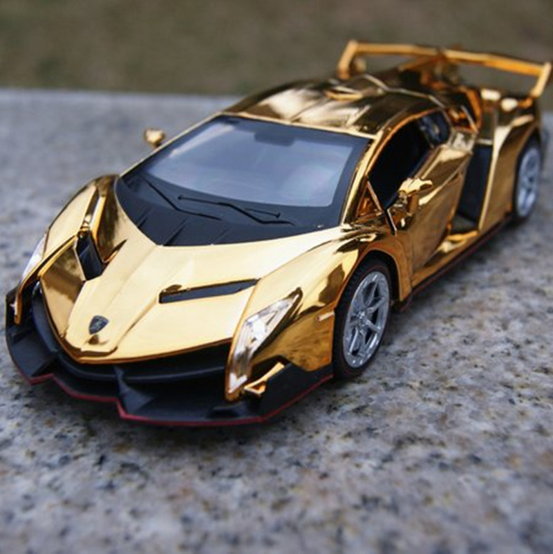 2016 Hot Tyrant Gold Plated Version Poison Explosion