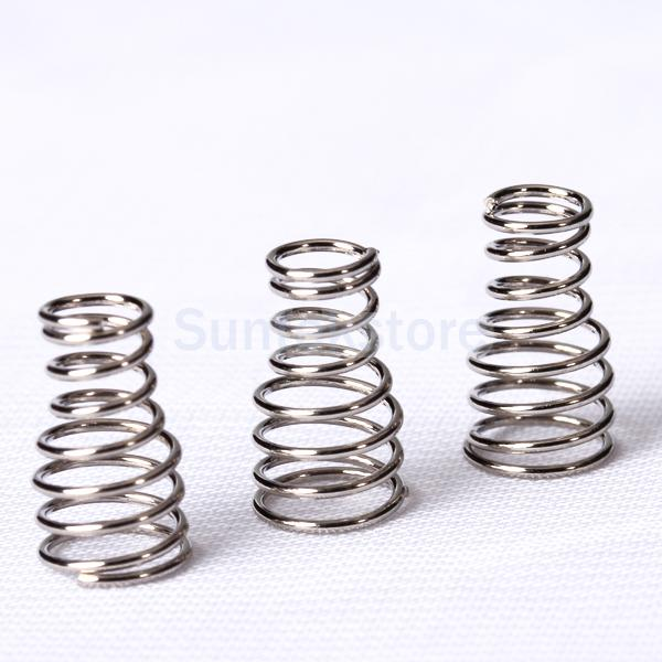 6pcs Guitar Pickup Springs for Stratocaster Telecaster 12mm
