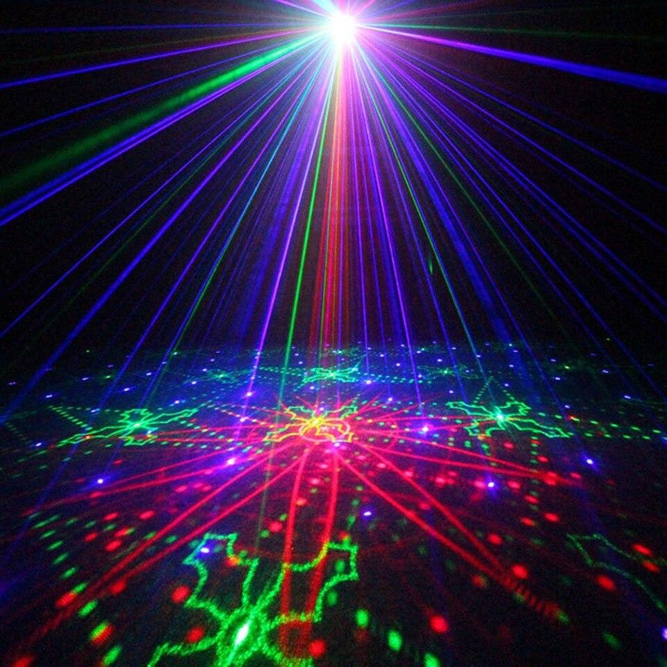 Weihnachten 96 Muster Rgb Mini Laser Projektor Lichter Dj Disco Party Musik Laser Buhne Beleuchtung Wirkung Mit Led Blau Weihnachten Lichter Light Effect Stage Lighting Effectmusic Laser Aliexpress