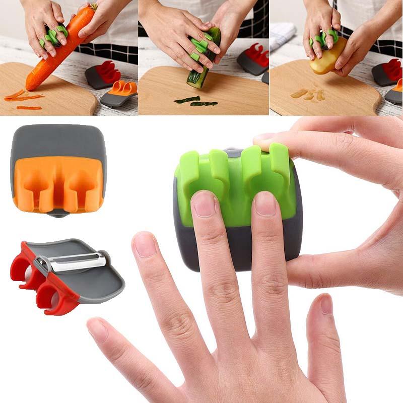 Kitchen Finger Peelers