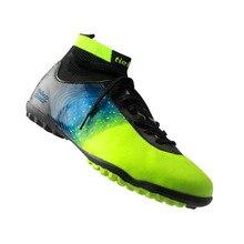 TIEBAO Soccer Football TF Turf Adults Shoes