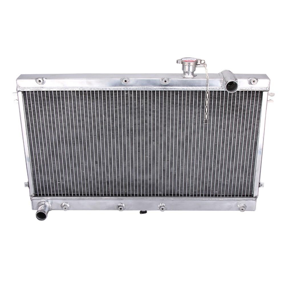 Aluminum Radiator For 89 Manual Guide