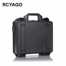 RCYAGO DJI Mavic Professional Purse Drone Hand Field dji mavic professional Case Bag Drone Toolbox PC Case Field ABS Materials Black Suitcase
