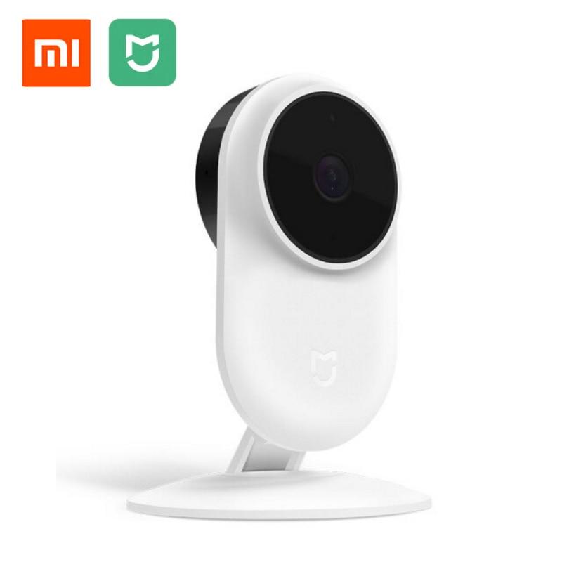 Оригинальный Xiaomi mijia smart ip Камера 1080 P 2.4 г и 5.0 г Wi-Fi Беспроводной 130 Широкий формат Ночное видение