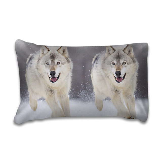Happy Wolf Bedding Set