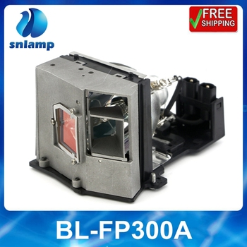 Snlamp Replacement projector lamp bulb with housing BL-FP300A SP.85Y01GC01 for Optoma EP780 EP78 TX780