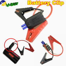 Смарт-бустер кабели авто аварийный автомобильный аккумулятор зажим аксессуары провод зажим красно-черные зажимы для автомобиля скачок стартер