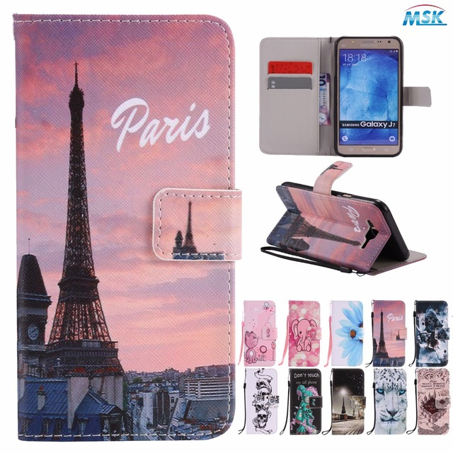 best authentic c17b5 04a6a US $4.99 |Flip Case for Galaxy J7 Core 2017 wallet cover For Galaxy J7 Nxt  J700 J701 J701F Leather case For Samsung Galaxy J7 Neo J7Nxt -in Flip Cases  ...