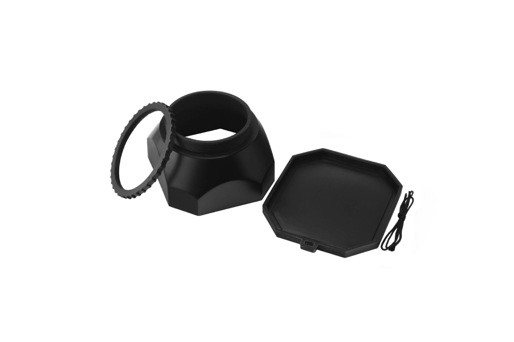 Wholesale Fotga 58mm screw mount lens hood + cap for Digital video DV camera for Sony Panasonic Canon