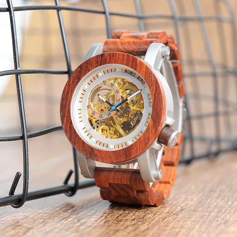 High Quality wood watches wood