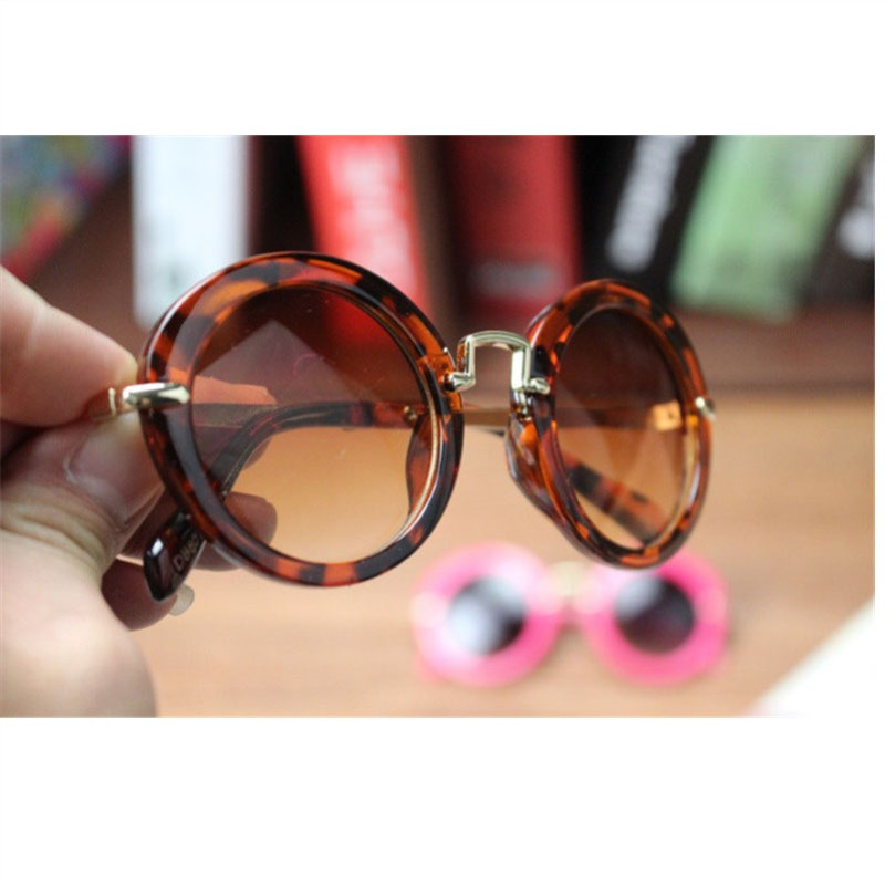 KOTTDO bulat kanak-kanak yang indah kanak-kanak cermin mata kacamata - Aksesori pakaian - Foto 5