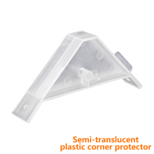 Connectors-Bracket Corner-Joint Closet-Corner Plastic 90-Degree Furniture Cabinet TRIANGULAR