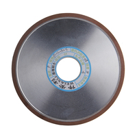 150 10 32 4mm Diamond Grinding Wheel For Carbide 150 180 240 320 Grits Flat Shaped