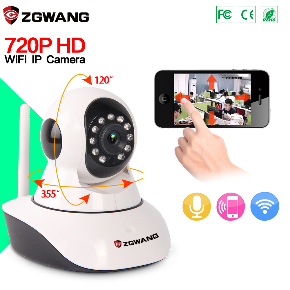 zgwang 720p mini ip camera wireless wifi camera. Black Bedroom Furniture Sets. Home Design Ideas