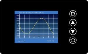 Image 4 - 1000W MPPT energia słoneczna na inwerter sieciowy z ogranicznikiem dla pojedynczego/3 fazy połączenia DC 22 60V wejście do AC 220V 230V 240V