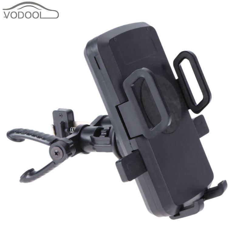 Многофункциональный мобильный телефон Беспроводной зарядки Автомобильный держатель Зарядное устройство QI Outlet кронштейн автоматический в…