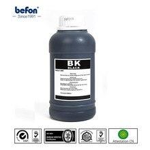 Befon Black СНПЧ заправленные чернила для краски фото универсальные чернила, совместимые с hp canon epson Brother, принтеры и чернильные картриджи 250 мл