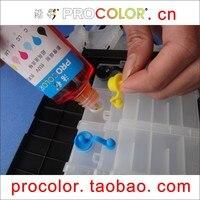 En iyi Kalite CISS dolum Su Geçirmez Pigment Mürekkep için EPSON XP-211 XP211 XP 211 214 411 401 XP411 XP-411 XP214 XP-214 XP401 XP-401