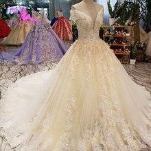 AIJINGYU חתונה Boho שמלות קצר בתוספת גודל שנחאי תחרה סקסי גלימות מצרים החדש כלה ללבוש זול כלה להיות שמלה