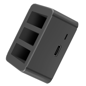 Image 3 - Lityum pil şarj cihazı Osmo Için Eylem Spor Kamera Lityum Pil şarj göbeği Için Akıllı Şarj Osmo Eylem Pil