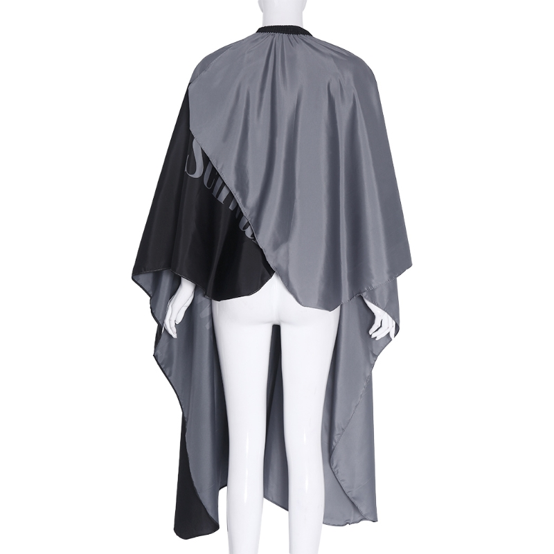 Hair Cutting Hairdressing Cape For Barber Haircut Hairdresser A Cloth Gown T35