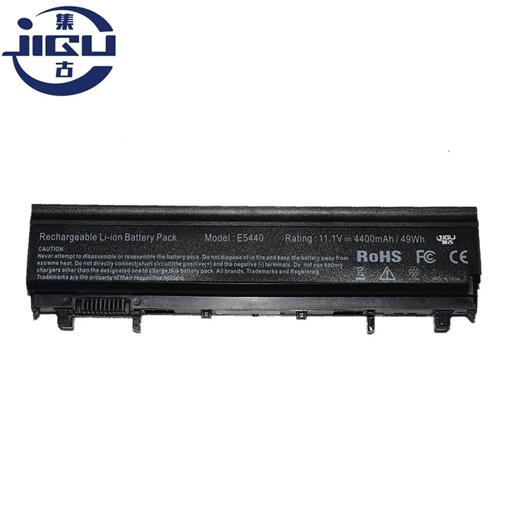 JIGU Nouveau 6 CELLULES pour Ordinateur Portable Batterie N5YH9 VV0NF VVONF VJXMC 0M7T5F 1N9C0 7W6K0 F49WX NVWGM CXF66 WGCW6 Pour Dell Latitude e5440 E5540