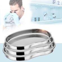 Медицинские из нержавеющей стали почечные чаши изогнутые лотки стоматологический инструмент хирургическое использование лотки