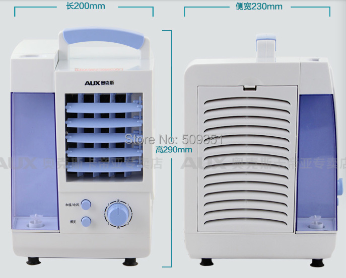 83 49 Campeon Del Ventilador Del Refrigerador De Enfriamiento Del Hielo De Aire Acondicionado Portatil Humidificador Agua Por Evaporacion Del