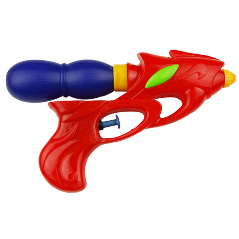 SLPF Summer Hot New Children Toys Plastic Water Gun Small Outdoor Beach Play Water Parent child Game Beach Toy For Kids Gift G12 in Beach Sand toys from Toys Hobbies
