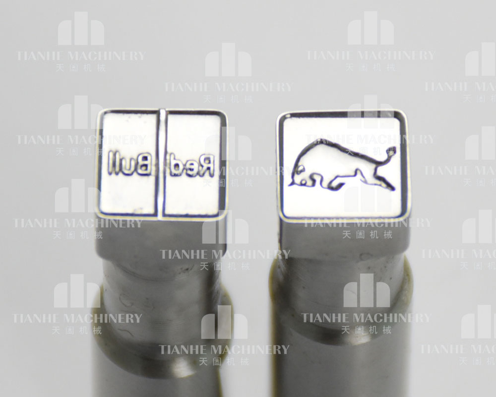 3d Bull Die Mold Punch Set For Stamp Customized Punch For Tdp0/1.5/5 Candy Press Machine