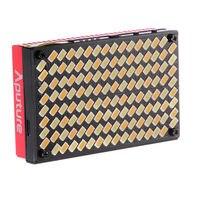 Aputure Amaran AL MX 128 светодио дный видео 2800 6500 К tlci/CRI 95 с холодной обуви для DSLR Камера лампа