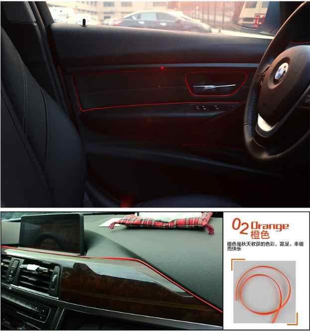Автомобиль стиль интерьера линия наклейки для Land Rover Defender 90 Discovery 4 5 Sport Range Rover SV 3 4 длинные Evoque