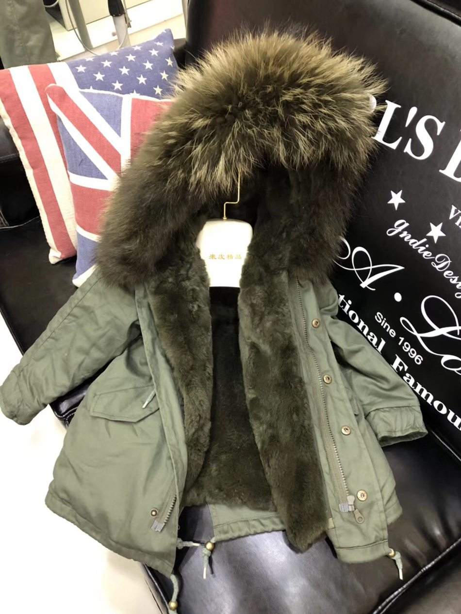 winter jackets real fur children (6)