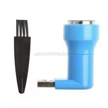 2-In-1 Mini Portable Micro USB & USB Shaver Men Electric Razor For Android Phone #H029#