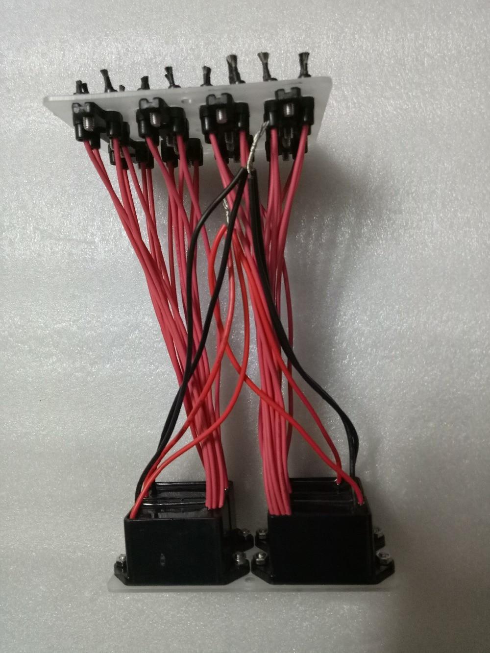 Diy 80/96/112/128 Heads 110V220V Negative Ion Generator Home Ionizer In Addition to Smoke Formaldehyde Odor Purifier