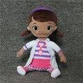 Бесплатная Доставка 35 см = 13.8 inch Оригинальный Док McStuffins плюшевые мягкие игрушки, 1 шт. Дотти девушки плюшевые для дети и ребенок подарок