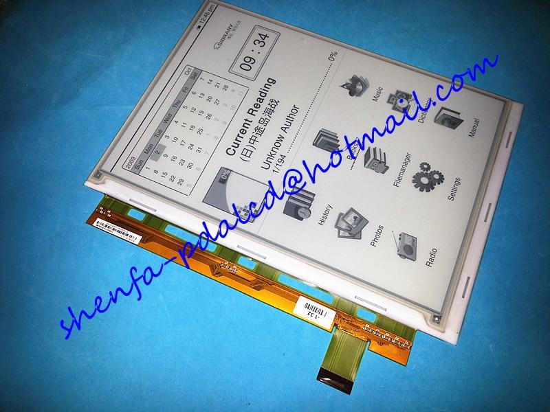 Prix pour Original Nouveau ED097OC1 (LF) ED0970C1 (LF) LCD e-ink pour Amazon Kindle DX Ebook lecteur. livraison gratuite