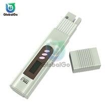 TDS-3 cyfrowy PPM cieczy miernik Monitor wody miernik testowy jakości czystości wody testowania filtrze pomiarowym, narzędzie pióro 0-9990ppm