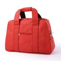 Fine workmanship large capacity solid color carry on duffel bag Large travel bag travel bag