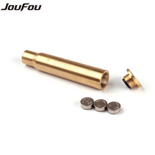 JouFou font b Hunting b font Rifle Scope Boresighter Collimator CAL 8x57JRS Cartridge Calibration Instrument Red